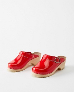 Girls Swedish Clogs by Hanna Andersson