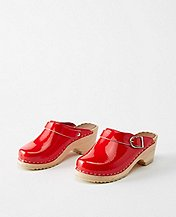 Kids Swedish Clogs By Hanna