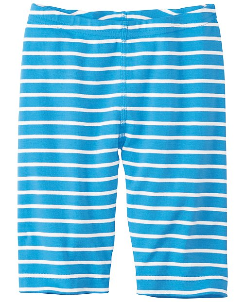 Opposite Stripe Bike Shorts by Hanna Andersson