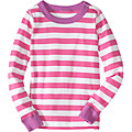 Long John Pajama Top In Organic Cotton