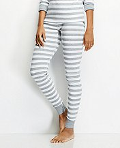 Long John Pajama Pants In Organic Cotton