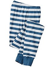 Adult Long John Pajama Pants In Organic Cotton by Hanna Andersson