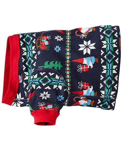 Very Merry Dog Johns in Organic Cotton by Hanna Andersson