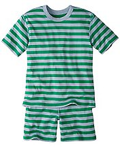 Adult Short John Pajamas In Organic Cotton by Hanna Andersson