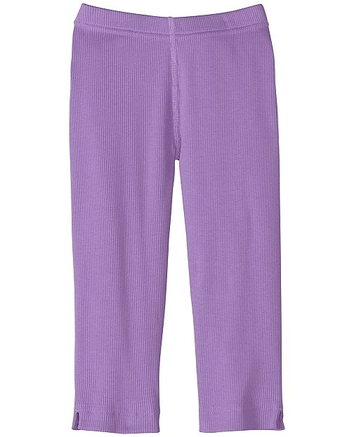 Very Güd Cotton Ribbed Capris by Hanna Andersson