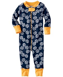 Night Night Baby Sleepers In Pure Organic Cotton by Hanna Andersson