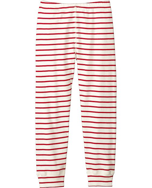 Opposite Stripe Loose Leggings by Hanna Andersson
