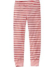 Girls Opposite Stripe Loose Leggings by Hanna Andersson