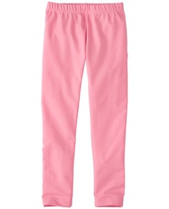 Girls Bright Kids Basics Leggings by Hanna Andersson
