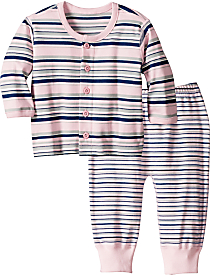 Save $10 - Opposite Stripes Baby Set $32