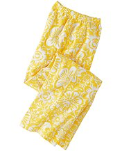 Pajama Pants In Organic Cotton