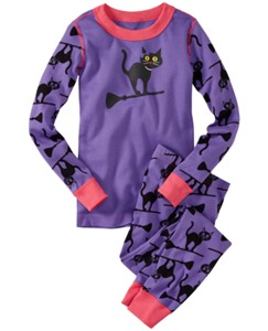 EEK!-O-Friendly Long John Pajamas In Organic Cotton