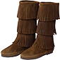 Minnetonka Fringe Boot