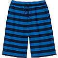 Heavy Jersey Striped Shorts
