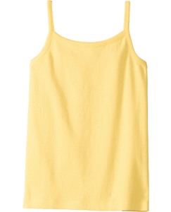 Camisole In Organic Cotton