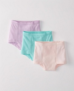 Kids Training Unders 3 Pack In Organic Cotton by Hanna Andersson