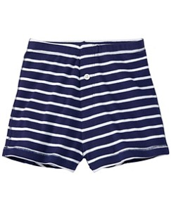 Knit Boxers In Organic Cotton by Hanna Andersson