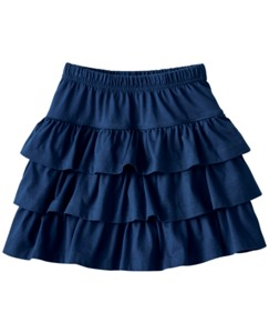 Ruffle and Twirl Skirt