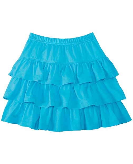 Ruffle and Twirl Skirt by Hanna Andersson