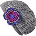 Slouchy Crochet Cap