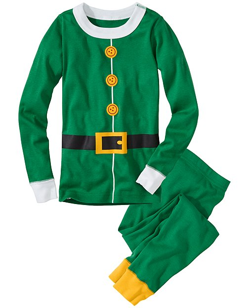 Very Merry Long John Pajamas by Hanna Andersson