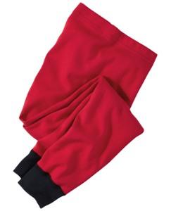 Long John Pajama Pants In Organic Cotton