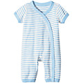 Ribbie Romper In Organic Cotton