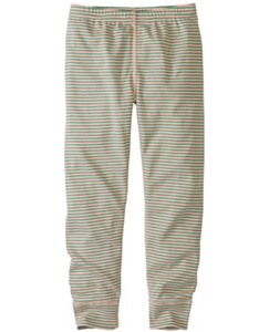 Girls Opposite Stripe Loose Leggings by Hanna Andersson