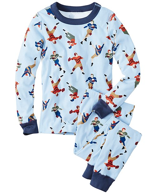 Long John Pajamas In Organic Cotton by Hanna Andersson