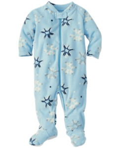 Snugglesuit Jammies With Feet by Hanna Andersson
