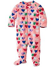 Baby Snugglesuit Jammies With Feet by Hanna Andersson