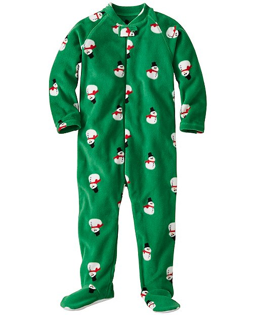 Kids Snugglesuit Jammies With Feet by Hanna Andersson