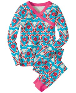 Long John Pajamas In Organic Cotton