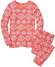 Thermal Long John Pajamas In Organic Cotton
