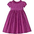 Luxe Taffeta Ruffle Dress