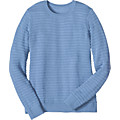 Openweave Crewneck Sweater