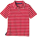 Stripe Jersey Polo