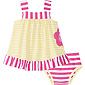 Sunny Dress & Pants Set