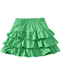 Three Tiers Scooter Skirt