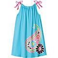 Flower Song Knit Pillowcase Dress