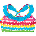 Pool Party Ruffle Swim Top