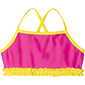 Make A Splash Ruffle Swim Top