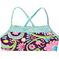 Flower Song Reversible Swim Top