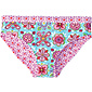 Flower Song Reversible Swim Bottom