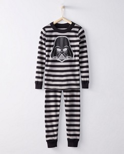 Star Wars™ Kids Long John Pajamas In Organic Cotton by Hanna Andersson