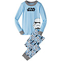 Star Wars™ Stormtrooper Helmet Long John Pajamas