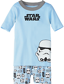 Star Wars Stormtrooper Helmet Short Johns