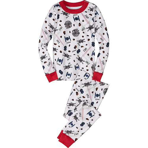 Star Wars Vehicles Long John Pajamas