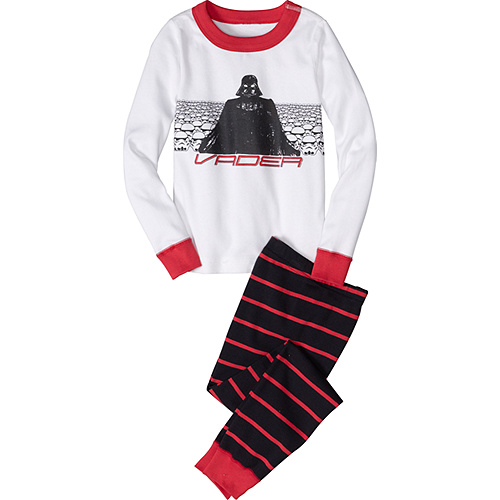 Star Wars Commander Darth Long John Pajamas