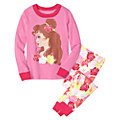 Disney® Belle Long John Pajamas